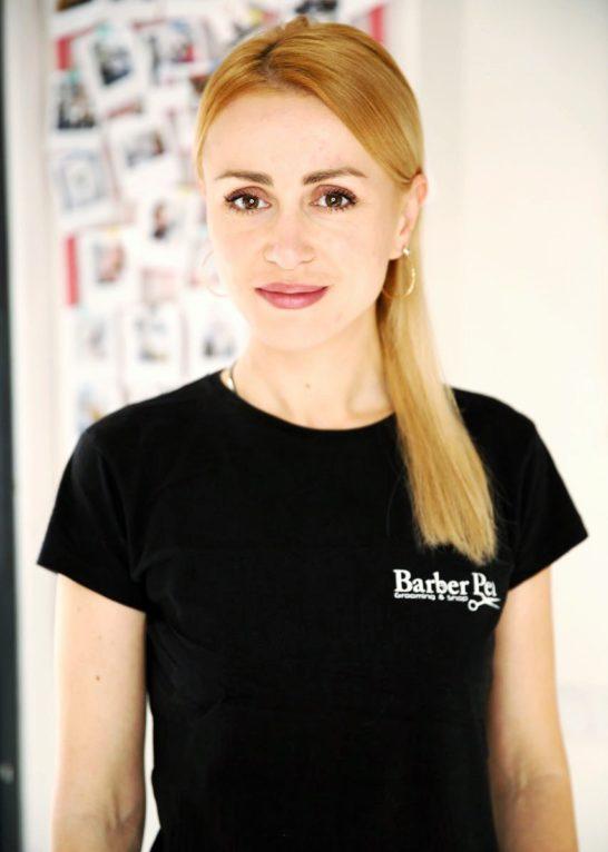 Аня Стиліст в Barber Pet