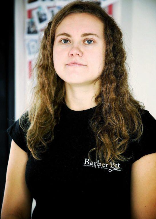 Катя Грумер-ветеринар в Barber Pet