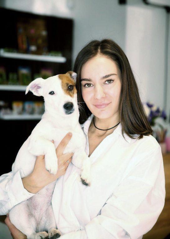 Мария Основатель Barber Pet